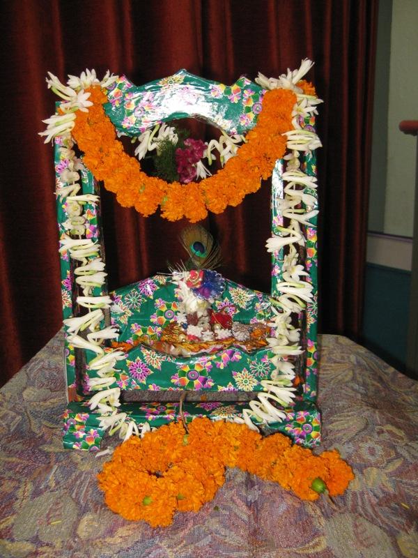 Janmashtami The Birth Of Krishna Shishur Sevay